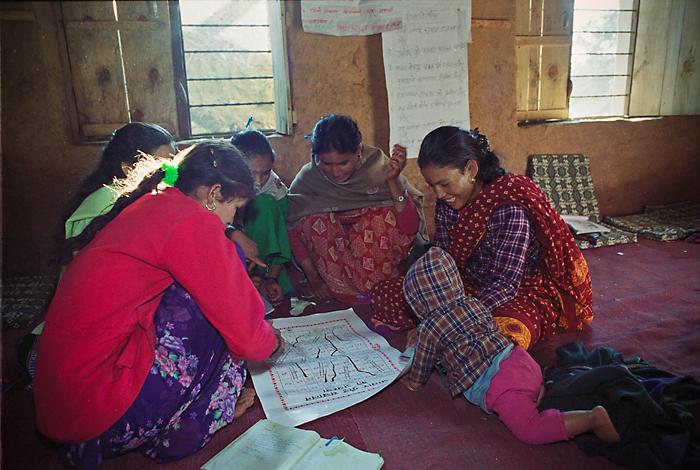 Text // Männens Nepal