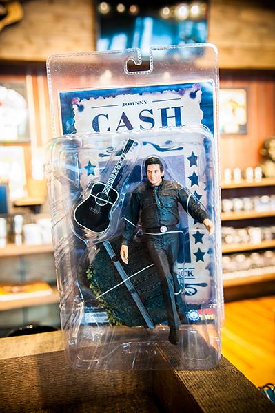 Text // Cash-museet levandegör mannen bakom rösten