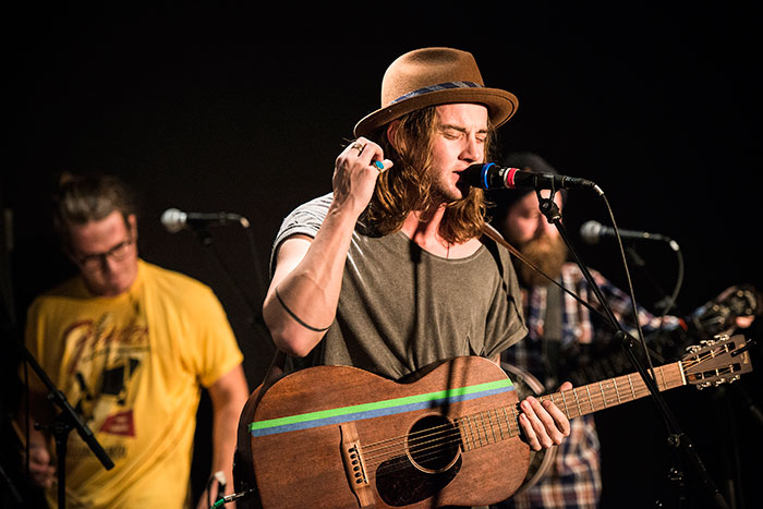 Text // Judah & The Lion har bytt arena