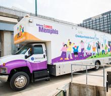 Text // Kyrkans tandvårdsbuss räddar Memphis fattigaste